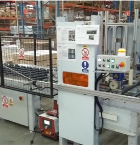 Automatyczne linie i maszyny do pakowania, zaklejania kartonów