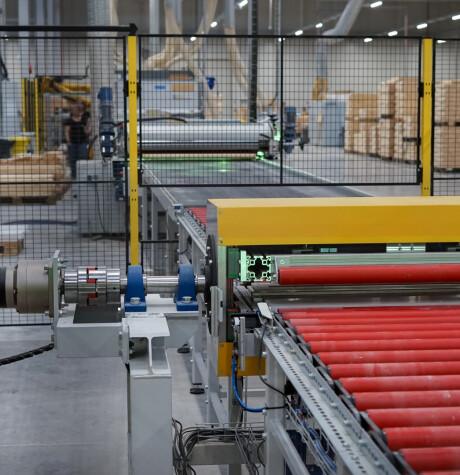 Budowa linii technologicznych i maszyn specjalistycznych
